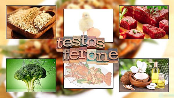 Vợ đảm chọn thực phẩm tăng Testosterone tự nhiên giúp chồng sung mãn