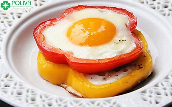 Lòng đỏ trứng gà tốt hơn so với lòng trắng.