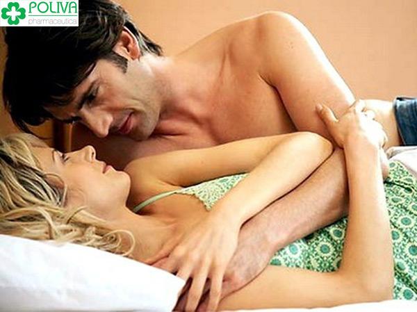 Tinh dịch chảy ra ngoài sau khi quan hệ là điều bình thường.