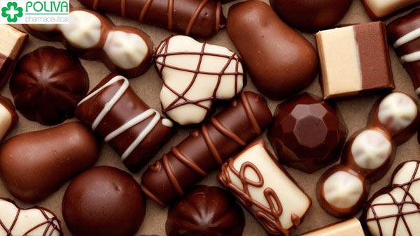 Ăn Chocolate giúp tinh trùng khỏe khoắn hơn.