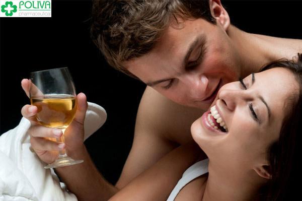 Quan hệ khi say có thực sự là một trải nghiệm mới?