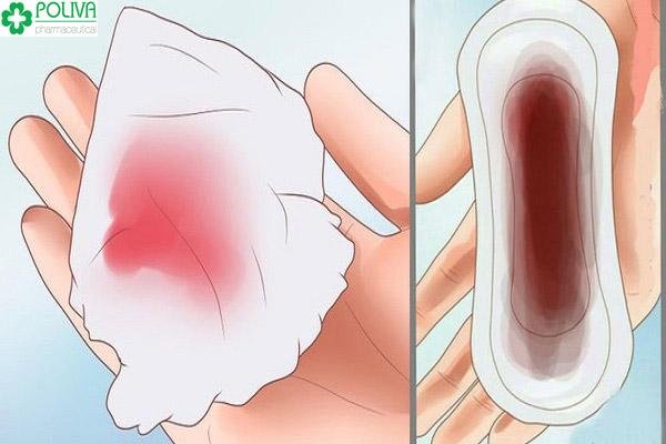 Quan hệ khi mang thai bị ra máu nâu là một trong các lý do biết được tình trạng sức khỏe của cả mẹ và con