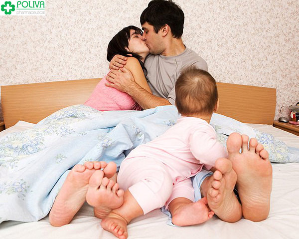 Bình thường hóa chuyện quan hệ sau sinh thường là mong ước của rất nhiều cặp vợ chồng.