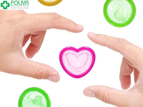 Bao cao su luôn là biện pháp tránh thai an toàn và hiệu quả.