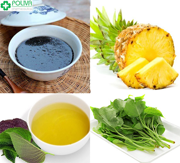 Những thực phẩm có công dụng làm mềm cổ tử cung, thúc đẩy quá trình chuyển dạ