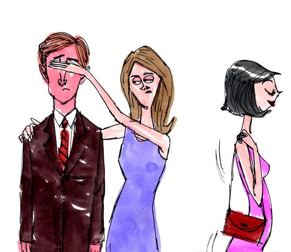 Giữ chồng hậu đánh ghen – Việc tưởng khó mà lại dễ