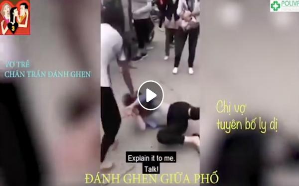 danh-ghen-giua-duong