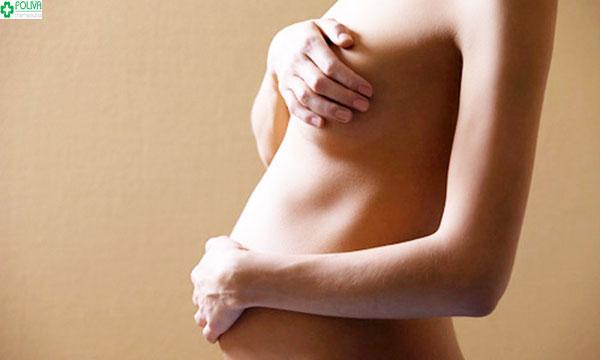 Đau ngực khi mang thai là triệu chứng nguy hiểm khi ngực bị đau thắt, khó thở...