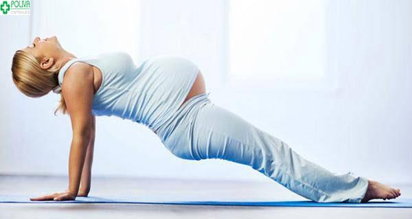 Tập thể dục thường xuyên giúp mẹ bầu tránh xa bệnh tiểu đường khi mang thai