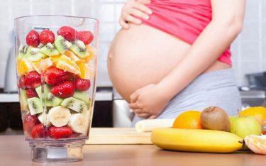 Phụ nữ mang thai cần ăn gì cho bổ mẹ khỏe con?