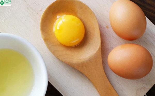 Trứng gà rất giàu dinh dưỡng nên mẹ hoàn toàn có thể ăn trứng gà sau sinh