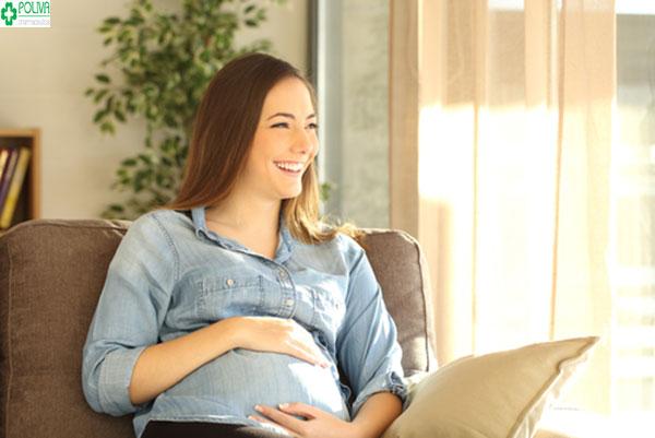 Trong 9 tháng 10 ngày mẹ bầu sẽ có cảm nhận về sự thay đổi khi em bé đạp