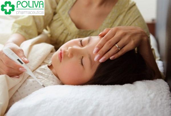 Biết những điều này mẹ khỏi cần lo lắng khi trẻ bị sốt virus