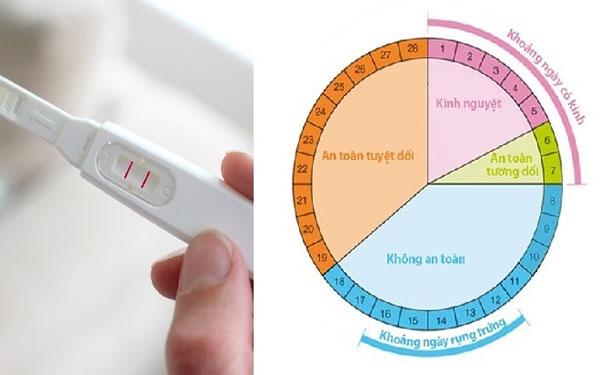 Cách tính ngày rụng trứng để sinh con [trai, gái] theo ý muốn