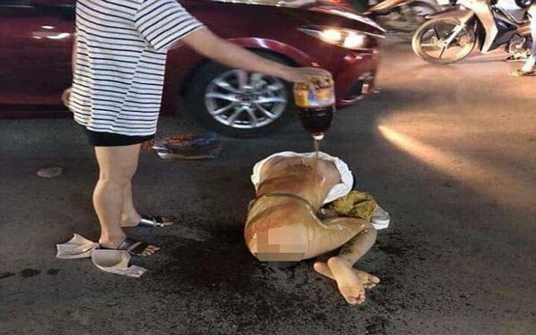 Update!!! Vụ đánh ghen lột đồ combo mắm, ớt, dao lam tại Thanh Hoá
