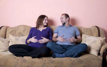 Lý do thú vị nào khiến các quý ông chồng ốm nghén thay vợ?