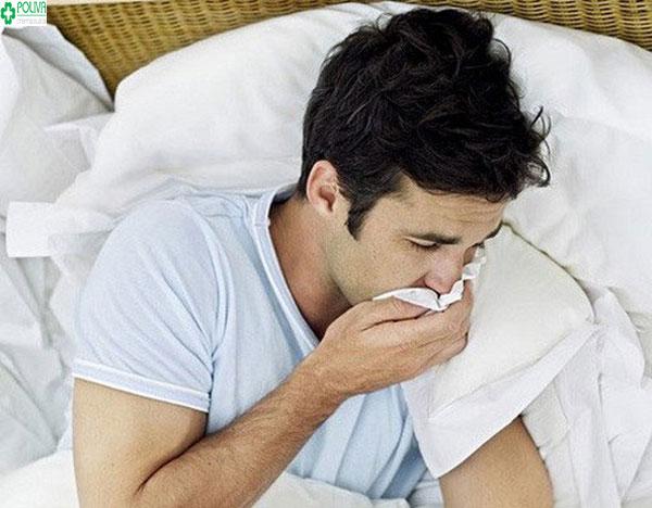 Yêu thương vợ quá nhiều có thể gay ra hiện tượng ốm nghén thay vợ