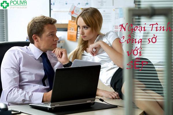 Ngoại tình công sở với sếp có giúp bạn đạt được điều mong muốn?