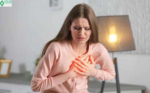 Nếu thấy ngực đau mẹ hãy sử dụng que thử thai để kiểm tra mình có thai hay không?