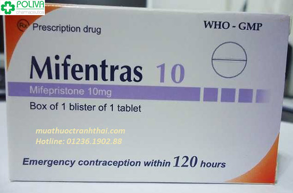 Loại thuốc tránh thai khẩn cấp 120h được nhiều phụ nữ sử dụng