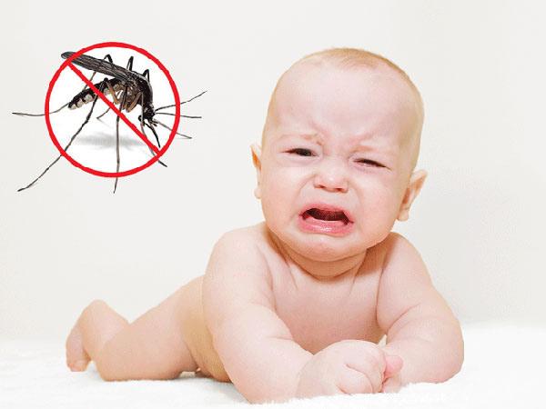 Trẻ bị sốt rét – Căn bệnh nguy hiểm có thể gây tử vong