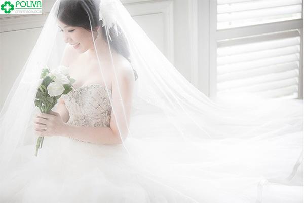 Quan niệm xưa cho rằng cô dâu nên giữ trinh tiết đến khi về nhà chồng