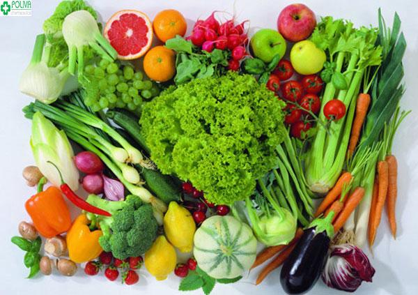 Ăn uống điều độ, đầy đủ dinh dưỡng giúp các mẹ điều hòa kinh nguyệt theo chu kỳ