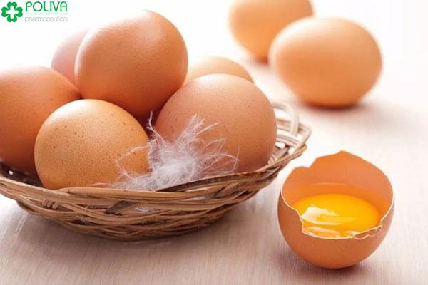Trứng tốt cho sự phát triển trí nhớ của trẻ.