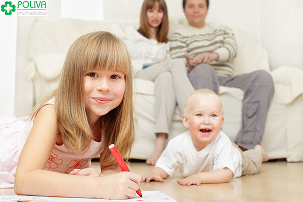 Trẻ có khả năng quan sát, nhận thức môi trường xung quanh.