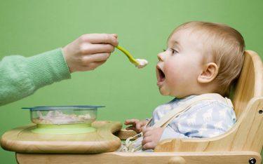 Phương pháp ăn dặm truyền thống: Bé khỏe mẹ an tâm
