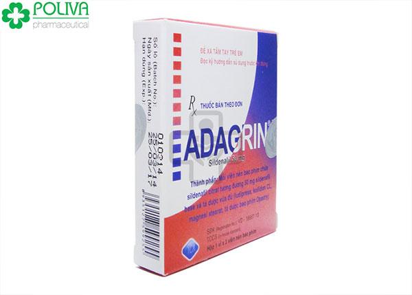 Thuốc cường dương Adagrin