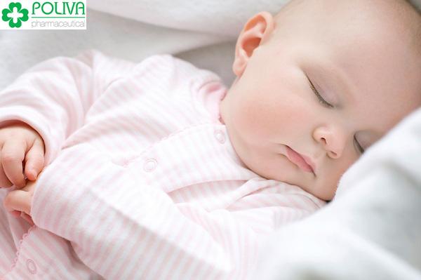 Giấc ngủ rất quan trọng đối với trẻ sơ sinh