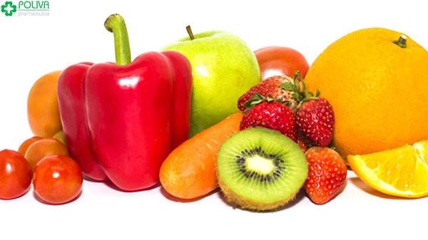 Thực phẩm giúp bạn giải tỏa nỗi lo ăn gì bổ phổi