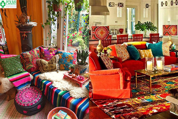 Choáng ngợp với việc sử dụng thảm trải sàn đẹp hiện nay