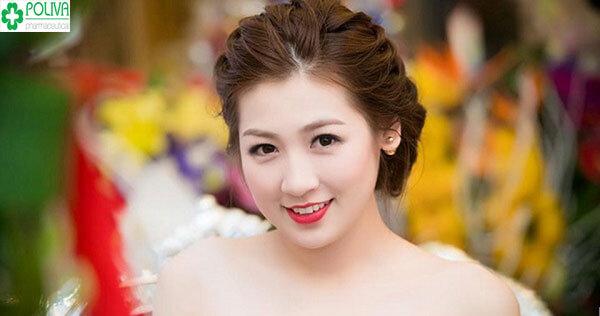Tú Anh makeup kiểu công chúa tăng nét dịu dàng, nữ tính cho bạn gái