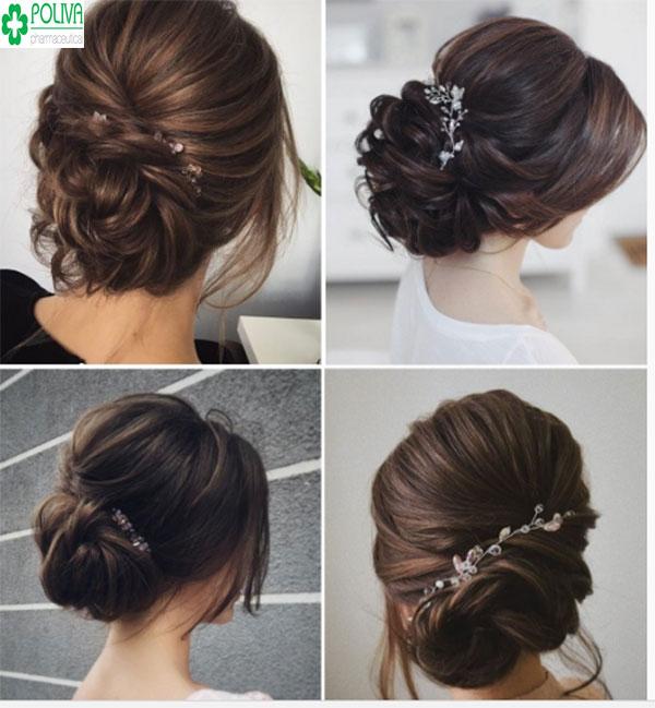 Kiểu tóc mang đến vẻ cuốn hút, xinh đẹp cho các nàng