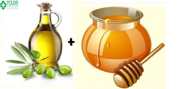 Với những ai bị nấm da đầu sử dụng dầu oliu kết hợp với mật ong là sự lựa chọn hoàn hảo