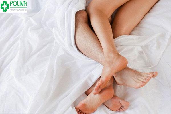 """Kích thích khoái cực khi """"yêu"""" với bàn chân"""