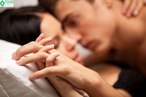 Hút thai xong cần kiêng quan hệ tình dục