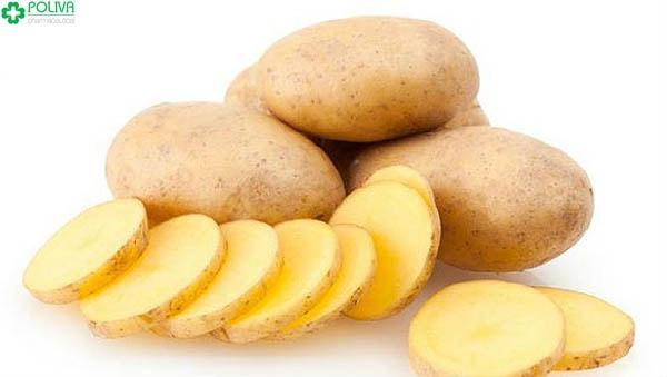 Lo lắng không biết ăn khoai tây có béo không?