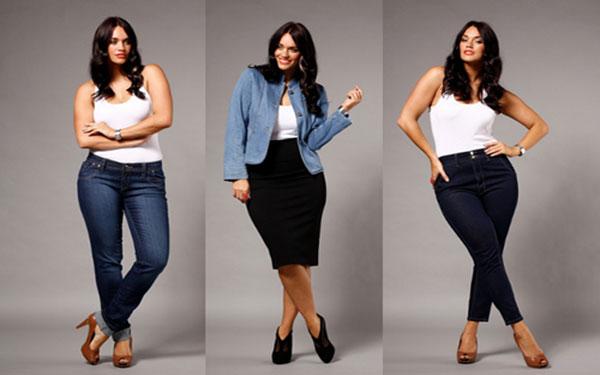 """Phối đồ cho người béo """"high fashion"""" với 5 mẹo đơn giản"""