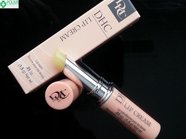 Son dưỡng DHC Lip Cream trở thành mẫu son dưỡng được rất nhiều bạn gái lựa chọn
