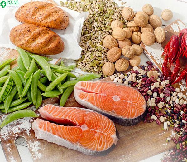 Vitamin B rất tốt cho cơ thể, bao gồm rất nhiều các thực phẩm giúp da dẻ trở nên hồng hào, cơ thể trở nên khỏe mạnh hơn
