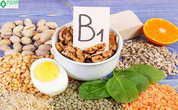 Vitamin B1 rất tốt cho trí nhớ, tốt cho gan và làm cân bằng hệ thống thần kinh