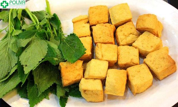Ăn đậu phụ có béo không? Tác dụng của đậu phụ đối với sức khỏe.