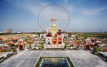 Công viên Châu Á Asia Park ở Đà Nẵng có thực sự đẹp như bạn nghĩ?