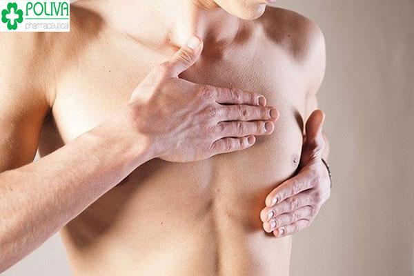 Ngực - điểm G của phái mạnh