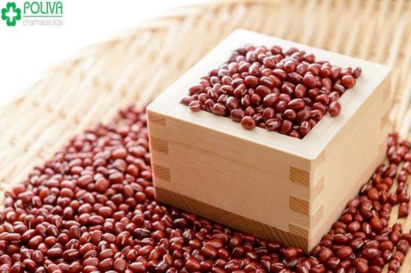 Công dụng bột đậu đỏ chống lão hóa cực tốt