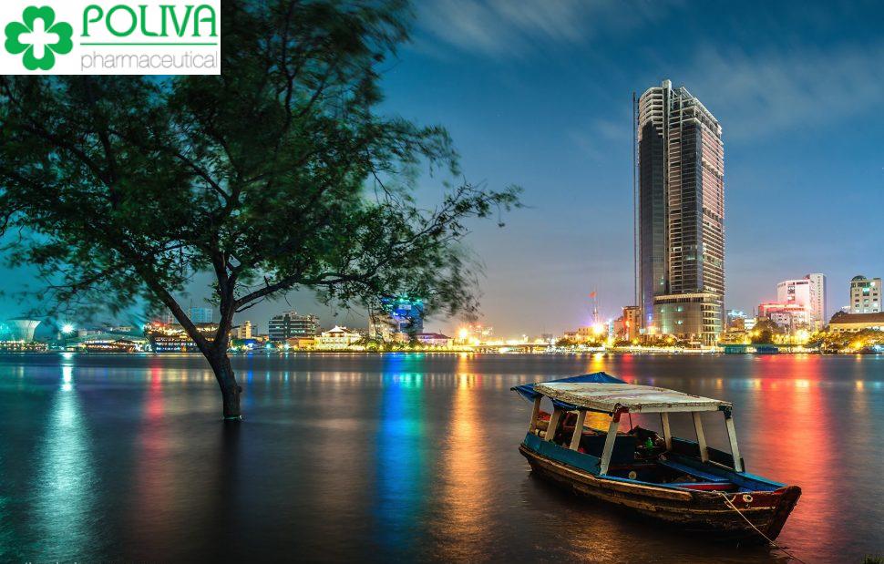 địa điểm đi chơi ở Sài Gòn về đêm