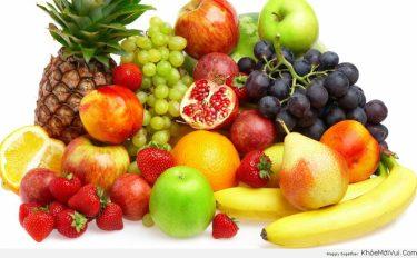 Bị ho nên ăn trái cây gì để nhanh chóng hồi phục sức khỏe